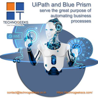 UiPath and Blue Prism serve the great purpose of automating business processes