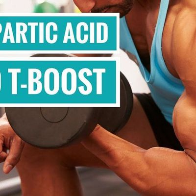 Does D Aspartic Acid Increase Testosterone | How It Works?