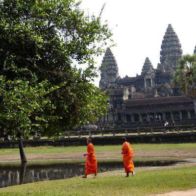 CAMBODGE - La grande cité d'Angkor