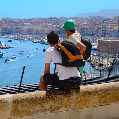 Mes Photos, My Photos, Marseille