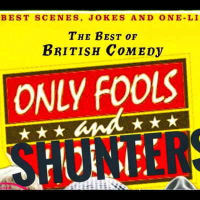 Only fools and shunters podcast