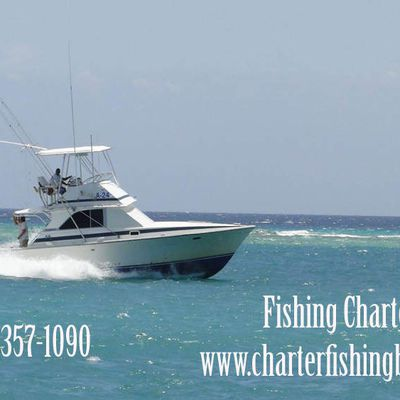 Book Fishing Charters Bahamas Online with Captain Luke Maillis