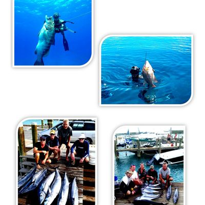 fishing trips in Bahamas