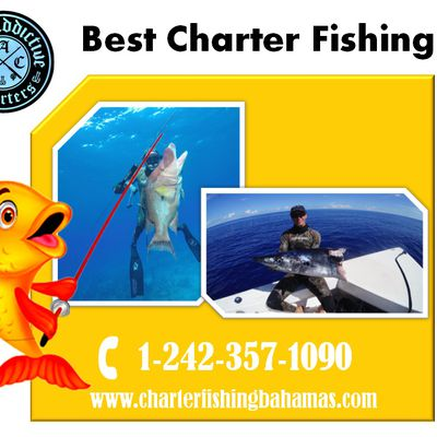 Book Best Charter Fishing in Bahamas