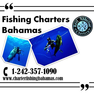 Best Fishing Charters Bahamas