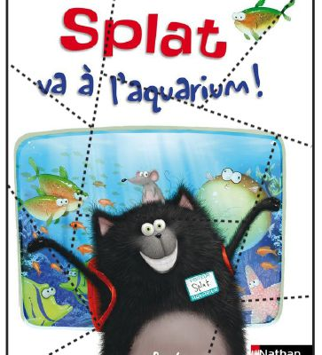 Puzzles couvertures PS MS Splat