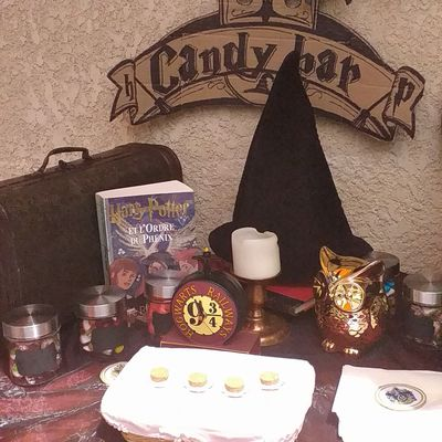 "Anniversaire "" Harry Potter """