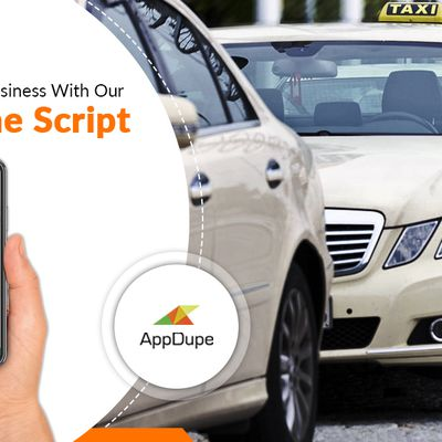 Scale up your taxi business with our Grab clone script