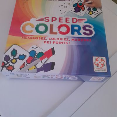 Jeux speed colors