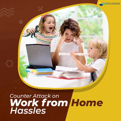 3 Major Obstacles of Work from Home and How to Tackle Them