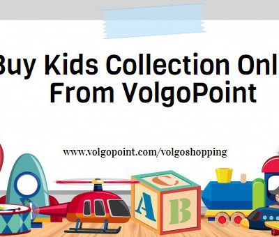 Buy Kids Collection Online From VolgoPoint
