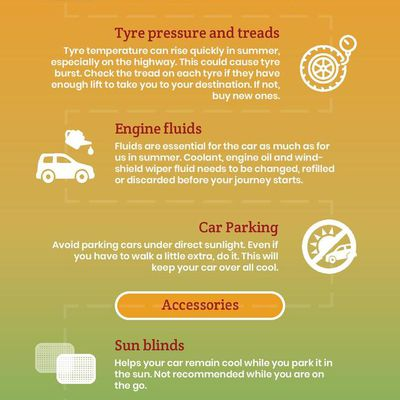 Summer Car Care Checklist - Caringlyyours