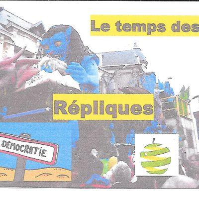 REPLIQUES A LA FRANCAISE....