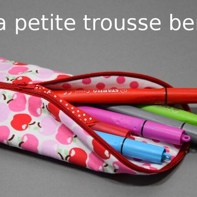 trousse berlingot (tutoriel - DIY)