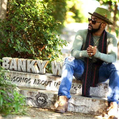 LEAK    Banky W Ready With New EP, Releases Tracklist