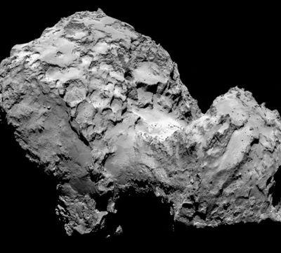 Les conditions de formation des comètes demeurent largement inconnues.