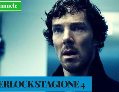 📺  Sherlock 4 [NO SP