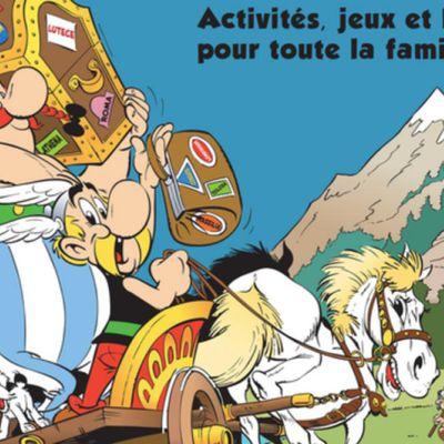 hebdomadaire d'Astérix téléchargeable gratuitement pour les enfants