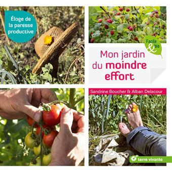 "J'ai lu ""Mon jardin du moindre effort"""