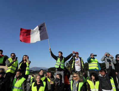 Gilets Jaunes : The Impact of the Highly Improbable