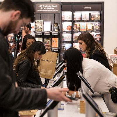 Amazon Sets Up Shop in the Heart of the Publishing...