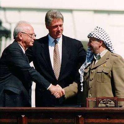 Il y a 25 ans, les Accords d'Oslo...