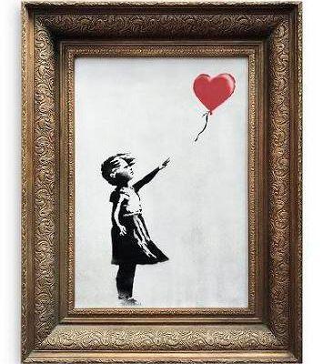 Banksy ou l'art de la destruction
