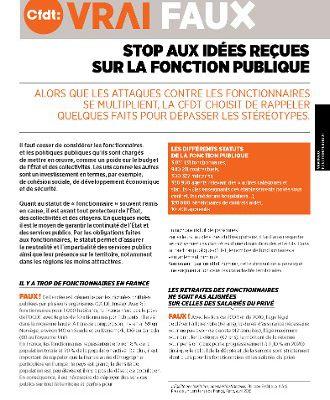 8fab52ecd3c STOP AUX IDÉES REÇUES SUR LA FONCTION PUBLIQUE   le vrai faux de la CFDT