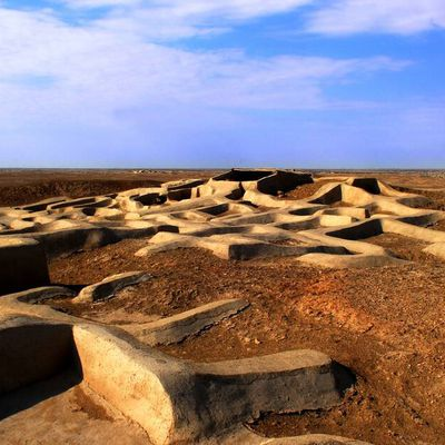 Sherihum, the Sharh-i Sokhta region during the 3rd millennium BC?
