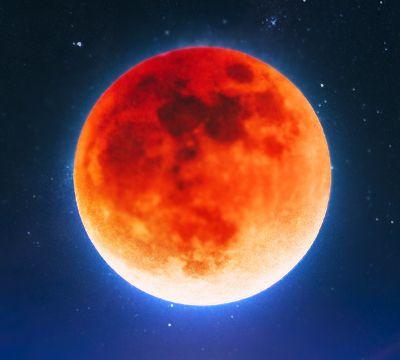 ¡Luna de Sangre reaparecerá, el gran y terrible Día de Jehová se acerca!