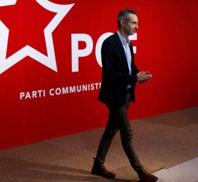 Européennes : retour sur le score du PCF