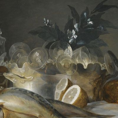 Une nature morte d'Anne Vallayer-Coster entre dans les collections du Kimbell Museum of Art
