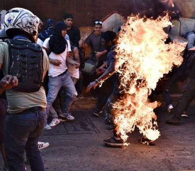 Venezuela : l'indulgence de la presse française pour la violence d'extrême droite