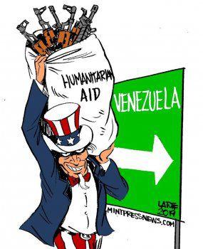 VENEZUELA : LES FAITS, RIEN QUE LES FAITS