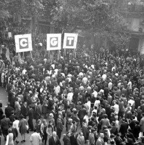 Mai 2018 prendre exemple des leçons de Mai 68 pour faire gagner les travailleurs !