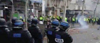 Répression macroniste contre le peuple des Gilets jaunes : un état d'urgence qui ne dit pas son nom