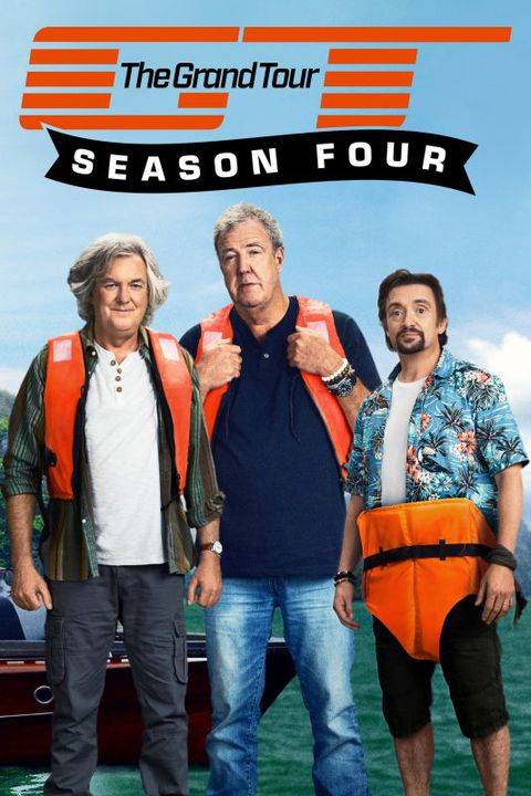 The Grand Tour - Saison 4 (E03/??)