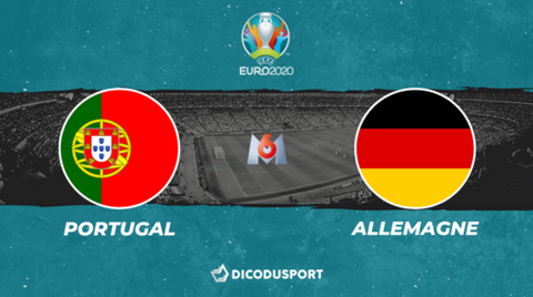 Portugal / Allemagne - Euro 2020. Groupe F.