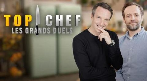 Top chef : les grands duels - Thibault Sombardier / Mallory Gabsi