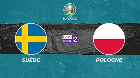 Suède / Pologne - Euro 2020. Groupe E.