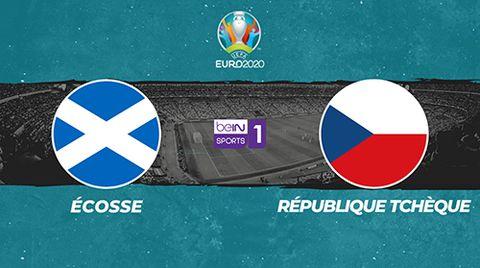Ecosse / République tchèque - Euro 2020. Groupe D.