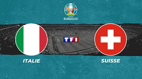 Italie / Suisse Football. Euro 2020. Groupe A.