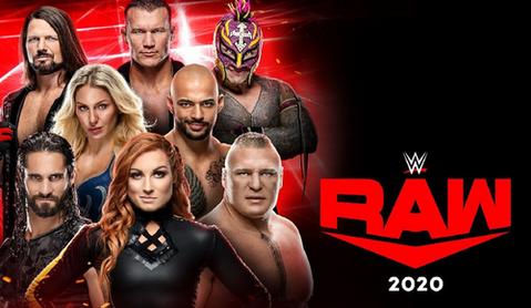 WWE Raw du 14 Octobre 2020