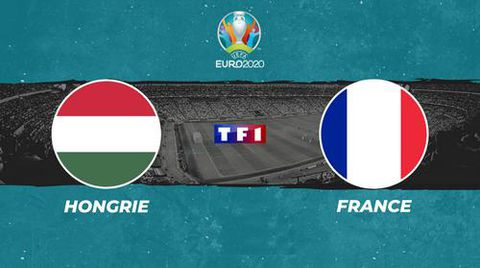 Hongrie / France - Euro 2020. Groupe F.