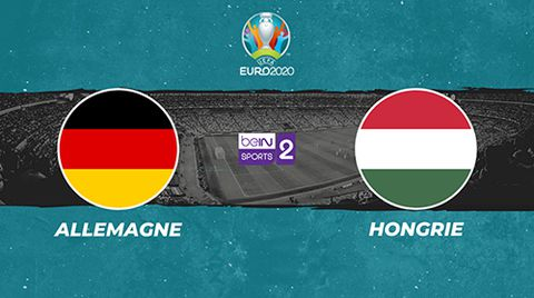 Allemagne / Hongrie - Euro 2020. Groupe F.