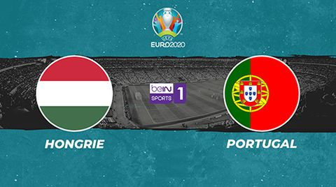 Hongrie / Portugal - Euro 2020. Groupe F.