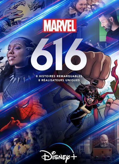 Marvel's 616 - Episode 5 : En tenue ! (VOSTFR)