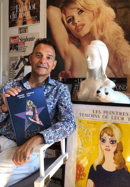 Bravo à Eric Pavsic le gagnant de la BD Bardot !