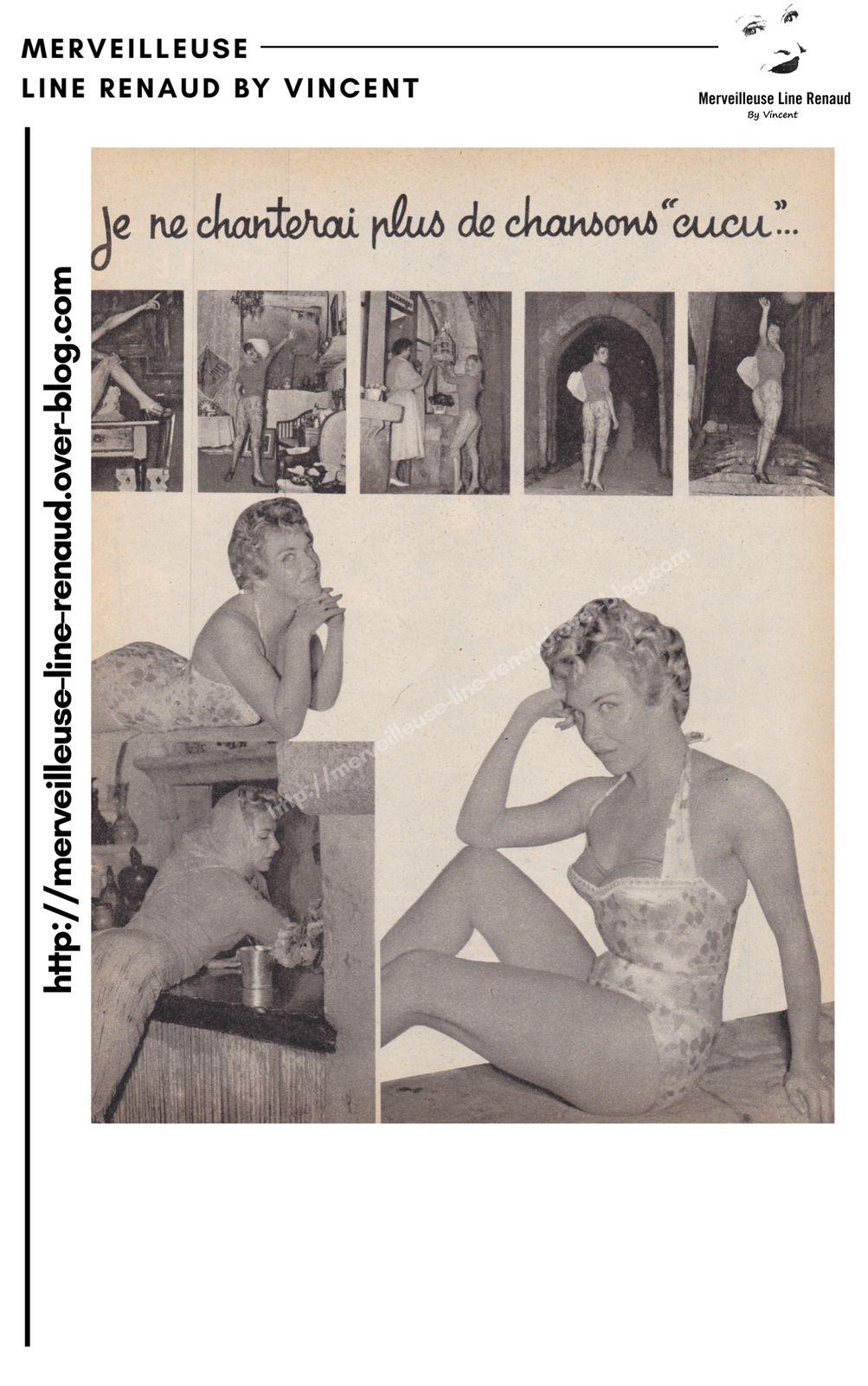 PRESSE: Music-Hall - n°33 - 05/10/1957