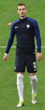 Une photo du footballeur Morgan Schneiderlin